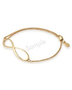 14K Yellow Three-Stone Bangle Mounting