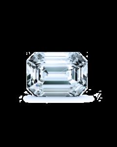 Trellis Princess Solitaire Diamond Engagement Ring - Princess - 18K Rose Gold with 0.46 Carat Emerald Diamond