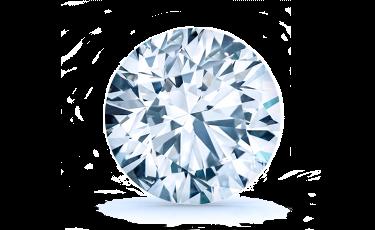 Trellis Princess Solitaire Diamond Engagement Ring - Heart - 18K Yellow Gold with 0.25 Carat Round Diamond  1